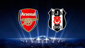 Arsenal vs Besiktas